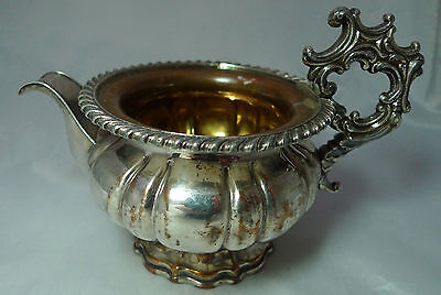 Antique Old Sheffield Plated Jug A596617