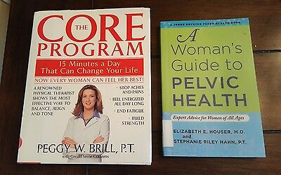The Core Program and A Womans Guide to Pelvic Health