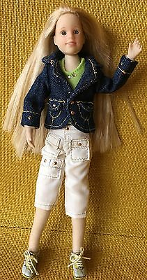 """RARE ~ ONLY HEARTS CLUB OHC 9"""" DOLL Long Blonde Hair Blue Eyes - Clothes - Shoes"""