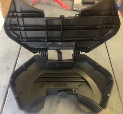 New Can-Am Bombardier Outlander Max Storage Cargo Box Rear Seat 708200119 OEM