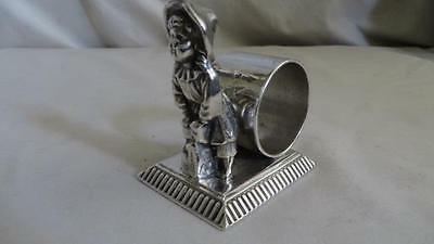 Victorian Silver Plated Napkin Ring Girl Roger Bros. #70           #17