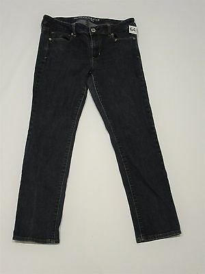 American eagle skinny super stretch womens jeans pants size 12 short