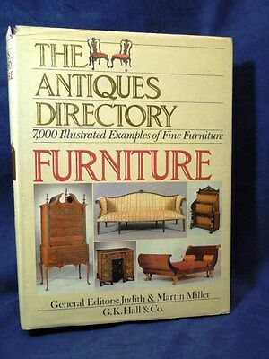 The Antique Directory - Furniture Miller / G.k. Hall & Co.