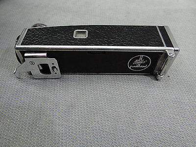 Bolex Paillard Vintage Camera View Finder Fits many models movie