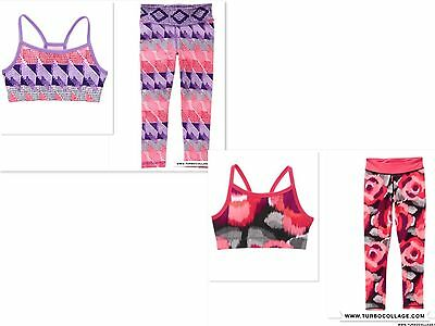 NEW GYMBOREE Gymgo Active Wear Girls Two Piece Outfits  NWT Size XXS 2T