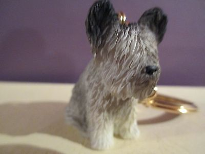 Skye Terrier   ~  Key Chain ~ Great Gift Item