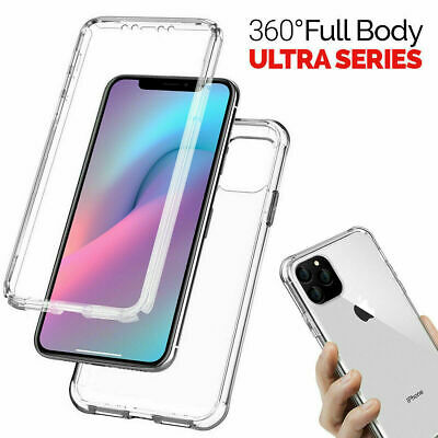 Luxury Ultra-thin Shockproof 360 Case Cover for Apple iPhone 8 7 6S Plus