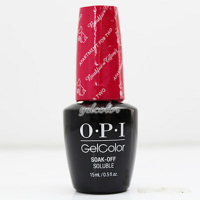 OPI GelColor Soak Off LED/UV Gel Nail Polish 15ml 0.5oz Apartment for Two #HPH04