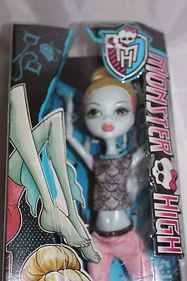 Monster High Lagoona Blue Fangtastic Fitness Doll New In Box