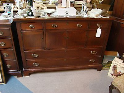 "1950s Craftique Sideboard - ""Hunt Chest"""