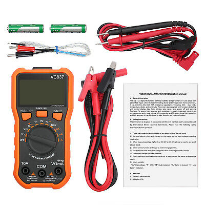 Voltage Tester Pen Non-Contact Electric Volt Alert Detector Sensor Pen 12-1000V