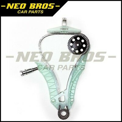 Engine Timing Chain Kit Tensioner For Mini R55 R56 R57 16 Cooper
