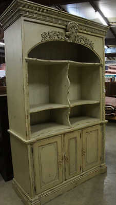 Large Distressed Bookcase Lot 6029
