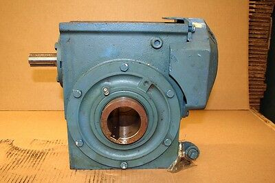 Cleveland Worm Gear Speed Reducer 40Es 10:1 ratio 37A series