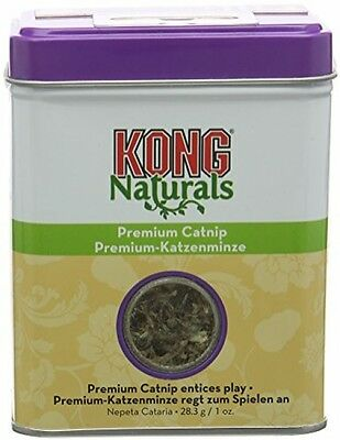 KONG Premium Catnip Ideal Toy For Cats Pet Safe 1Oz. New