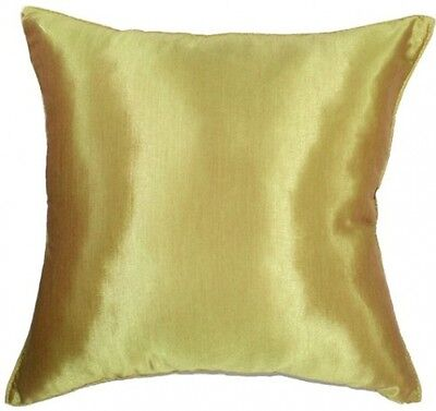 Artiwa Silk Throw Decorative Pillow Case Cover For Bed Sofa Couch Large 24x24