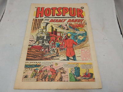 The Hotspur No. 507 July 5th 1969 ~ Vintage Comic