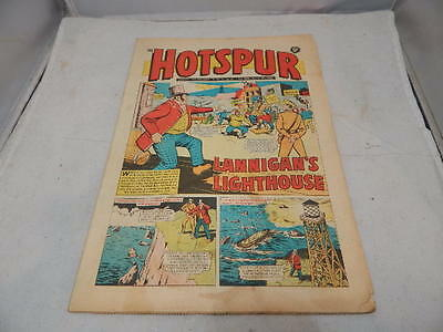 The Hotspur No. 508 July 12th 1969 ~ Vintage Comic