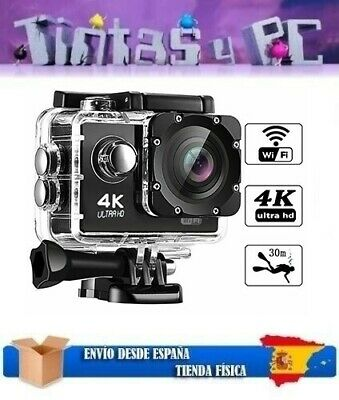 "CÁMARA DEPORTIVA GOPRO SJ6000 FULL HD WIFI  LCD 2.0"" 12MP 1080p 30fps"