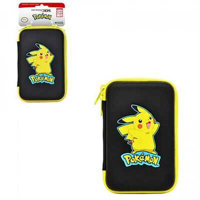 HORI Pokemon Pikachu Hard Pouch Case for Nintendo 3DS Consoles NEW
