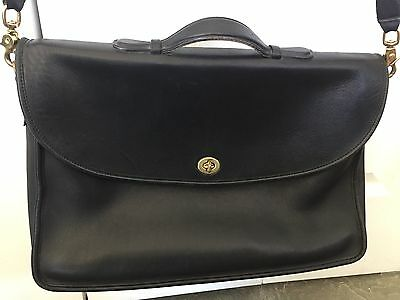 Coach Lexington Briefcase Laptop Bag Unisex