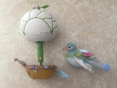Disney Fairies Tinker Bell Lost Treasure Hot Air Balloon Playset Ride Along Dove