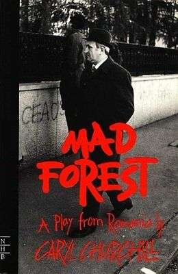 Mad Forest by Caryl Churchill New Paperback Book