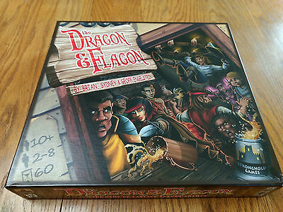 The Dragon and Flagon Board Game