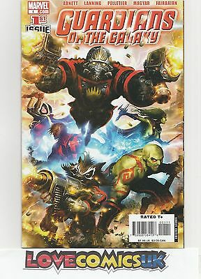 Guardians Of The Galaxy #1 2008 VF/NM Marvel Comics