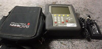 Trilithic 860 DSPi Multi-Function Interactive Cable Analyzer