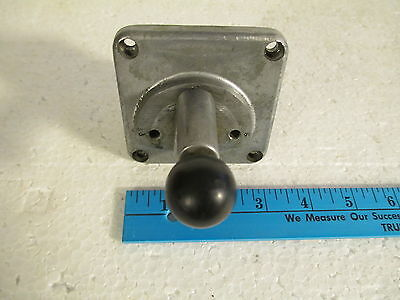 Bridgeport Mill/milling Machine Parts,j Head Quill Feed Selector