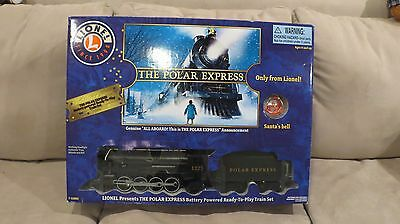 Lionel 7-11803 Polar Express Battery Powered Ready-to-Play Train Set