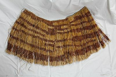 Vtg. Women Skirt Tribal Papua New Guinea Ethnographic Collectable Fly River Area