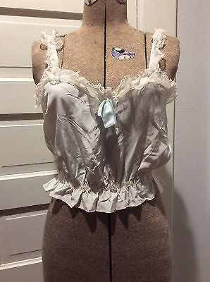 Vintage Lacy Camisole By Daphne Size 36