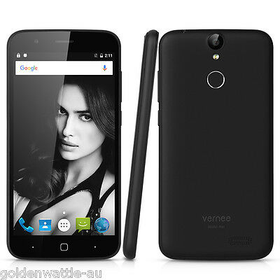 "5.0"" Vernee Thor 4G Smartphone Android6.0 Octa-Core 3/16GB Fingerprint Telefonia"