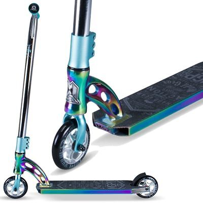 Madd Gear MGP VX7 Team LE Scooter Neochrome/Teal - NEW 2017. Neo Chrome.