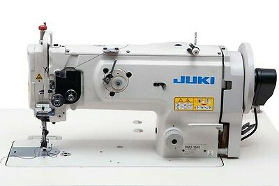 Juki DNU1541 Industrial Top and Bottom Feed Sewing machine for hard materials!