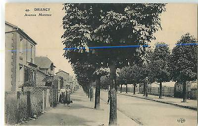 30135 - Drancy - Avenue Marceau
