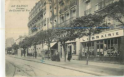 30150 - Le Raincy - Avenue Du Chemin De Fer