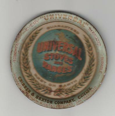 Early Vintage Universal Stoves & Ranges Tip Tray