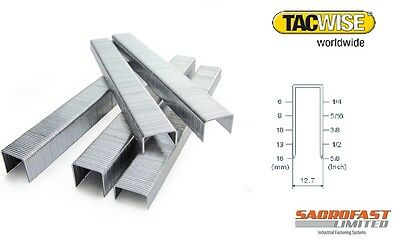 Tacwise 80 Series Staples 4-16Mm