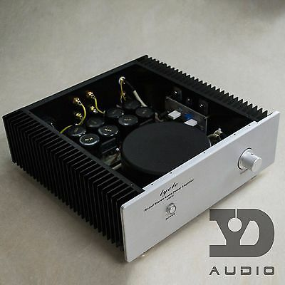 Finished A30 stereo  FET Class A Power amplifier 30W MOSFET HIFI AMP
