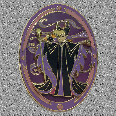 DISNEY Pin LE 1200 DLP - Tinker Bell as Maleficent - Maleficent Pin Event