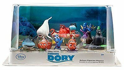 Disney / Pixar Finding Dory Finding Dory Deluxe Exclusive PVC Figure Set by