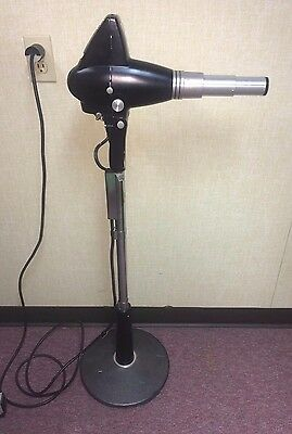 American Optical Project-O-Chart Optical Stand Model 11082 with Stand