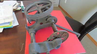 """Antique Buffalo Forge CO. Drill Press #614,  almost 31"""", Collectible, Vintage"""