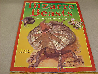 Bizarre Beasts And Other Oddities Of Nature 30 Page Book 1995 Pub. Written By