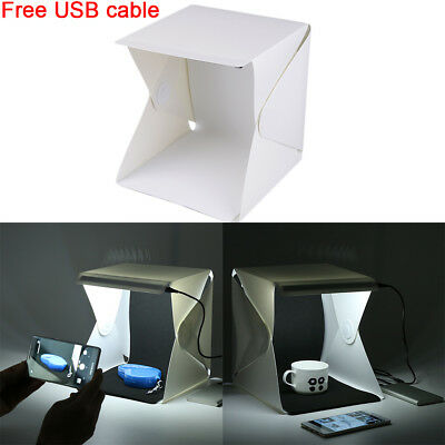 Light Box Tent Kit Portable Photo Studio Mini Light Room Photography