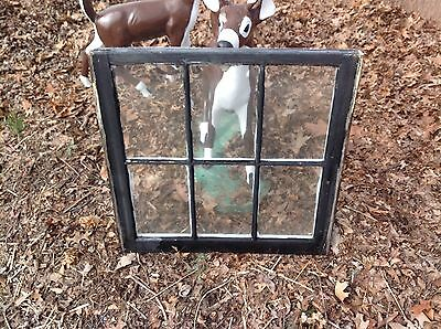 Vintage Sash Wood Window Picture Frame Shabby Chic 6 Pane Farmhouse