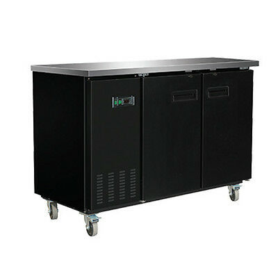Maxx Cold MXBB60 2 Section Refrigerated Back Bar